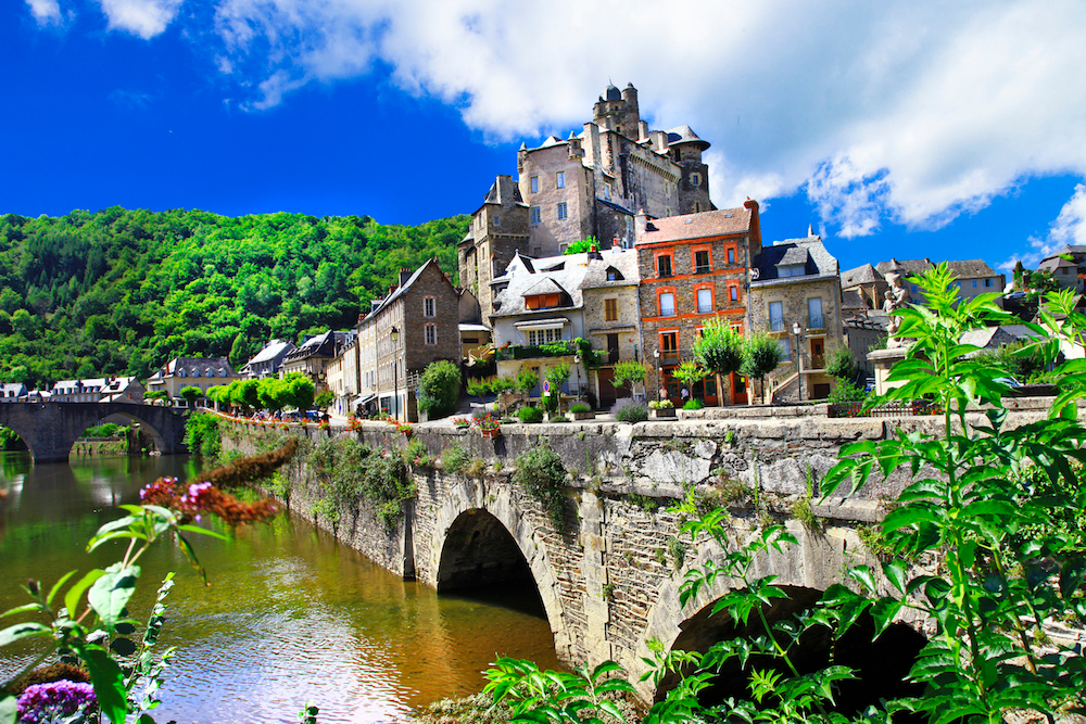 Estaing, France. Source: Getty