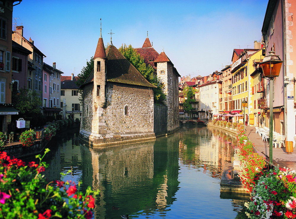 Annecy, France. Source: Getty