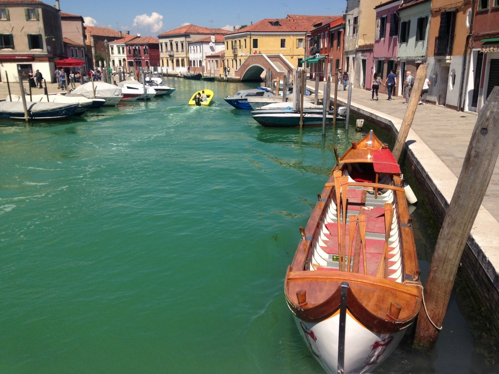 Murano Island. Source: Getty